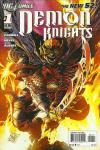 Demon Knights comic books