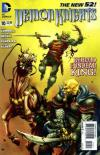 Demon Knights #10 comic books for sale