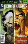 Demon Knights #17 comic books for sale