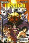 Demon Knights #2 comic books for sale