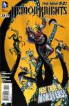 Demon Knights #20 comic books for sale