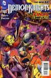 Demon Knights #23 comic books for sale