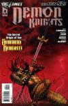 Demon Knights #4 comic books for sale