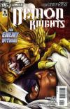 Demon Knights #5 comic books for sale
