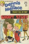 Dennis the Menace Pocket Full of Fun comic books