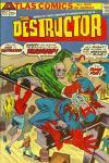 Destructor #2 comic books for sale