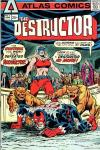 Destructor #3 comic books for sale