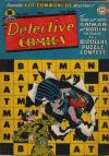 Detective Comics #142 Comic Books - Covers, Scans, Photos  in Detective Comics Comic Books - Covers, Scans, Gallery