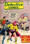Detective Comics #261 comic books for sale