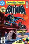Detective Comics #498 comic books for sale