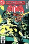 Detective Comics #510 comic books for sale
