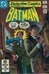 Detective Comics #516 comic books for sale