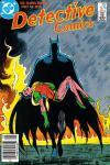 Detective Comics #574 Comic Books - Covers, Scans, Photos  in Detective Comics Comic Books - Covers, Scans, Gallery