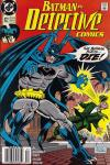 Detective Comics #622 comic books for sale
