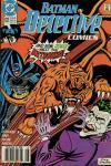 Detective Comics #623 Comic Books - Covers, Scans, Photos  in Detective Comics Comic Books - Covers, Scans, Gallery