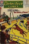 Detective Comics #254 comic books for sale