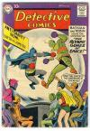 Detective Comics #260 comic books for sale