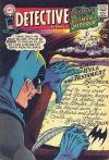 Detective Comics #366 comic books for sale