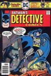 Detective Comics #459 comic books for sale