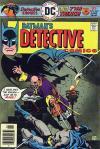 Detective Comics #460 comic books for sale