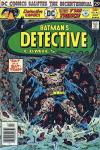 Detective Comics #461 comic books for sale