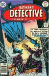 Detective Comics #464 Comic Books - Covers, Scans, Photos  in Detective Comics Comic Books - Covers, Scans, Gallery