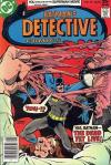 Detective Comics #471 Comic Books - Covers, Scans, Photos  in Detective Comics Comic Books - Covers, Scans, Gallery