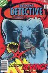 Detective Comics #474 Comic Books - Covers, Scans, Photos  in Detective Comics Comic Books - Covers, Scans, Gallery
