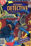 Detective Comics #479 comic books for sale
