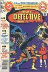 Detective Comics #485 comic books for sale
