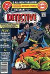 Detective Comics #486 comic books for sale