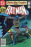 Detective Comics #503 comic books for sale