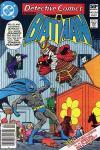 Detective Comics #504 comic books for sale