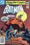 Detective Comics #508 comic books for sale