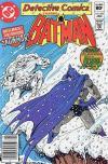Detective Comics #522 comic books for sale