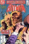 Detective Comics #563 Comic Books - Covers, Scans, Photos  in Detective Comics Comic Books - Covers, Scans, Gallery