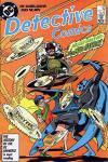 Detective Comics #573 Comic Books - Covers, Scans, Photos  in Detective Comics Comic Books - Covers, Scans, Gallery