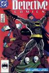 Detective Comics #602 comic books for sale