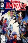 Detective Comics #614 comic books for sale