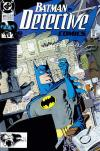 Detective Comics #619 comic books for sale
