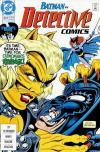 Detective Comics #624 comic books for sale