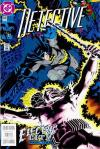 Detective Comics #645 comic books for sale
