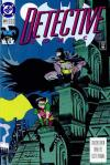 Detective Comics #649 comic books for sale