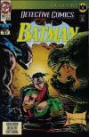 Detective Comics #660 Comic Books - Covers, Scans, Photos  in Detective Comics Comic Books - Covers, Scans, Gallery