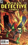 Detective Comics #802 Comic Books - Covers, Scans, Photos  in Detective Comics Comic Books - Covers, Scans, Gallery
