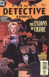 Detective Comics #803 Comic Books - Covers, Scans, Photos  in Detective Comics Comic Books - Covers, Scans, Gallery