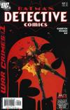 Detective Comics #809 Comic Books - Covers, Scans, Photos  in Detective Comics Comic Books - Covers, Scans, Gallery