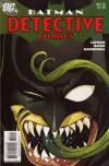Detective Comics #811 Comic Books - Covers, Scans, Photos  in Detective Comics Comic Books - Covers, Scans, Gallery