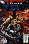 Detective Comics #814 Comic Books - Covers, Scans, Photos  in Detective Comics Comic Books - Covers, Scans, Gallery
