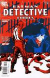 Detective Comics #815 Comic Books - Covers, Scans, Photos  in Detective Comics Comic Books - Covers, Scans, Gallery
